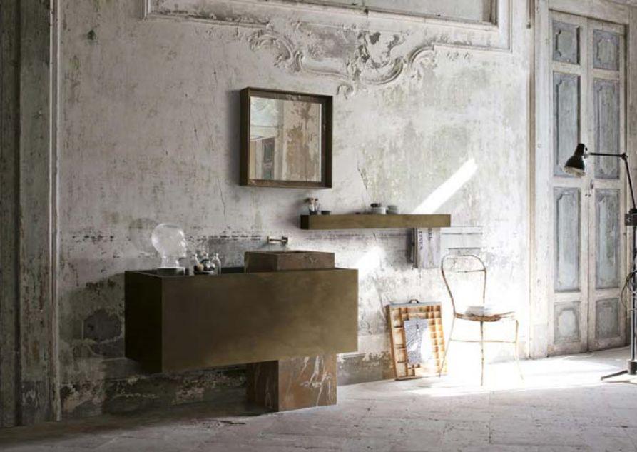 Baño de diseño italiano